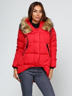 Куртка червона | 5657437