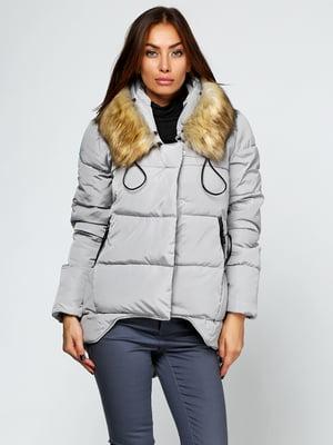 Куртка серая | 5657439