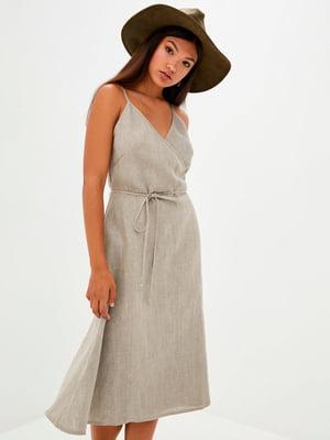 Сукня кавового кольору | 5657621