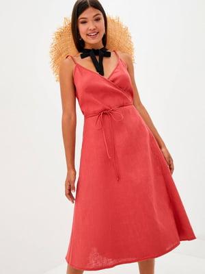 Сукня червона | 5657626