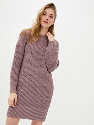 Сукня кольору пудри | 5657666