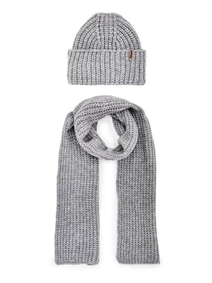 Комплект: шарф и шапка | 5657684