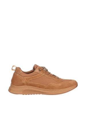 Кроссовки коричневого цвета | 5594927