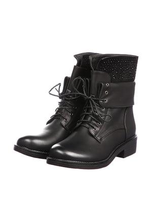 Ботинки черные | 5625535
