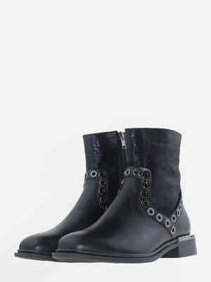 Ботинки черные | 5641108