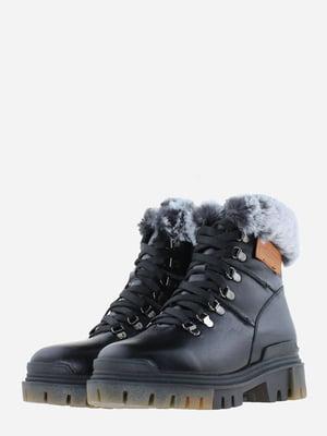 Ботинки черные | 5641109