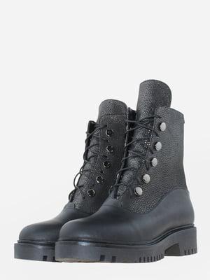 Ботинки черные | 5641110