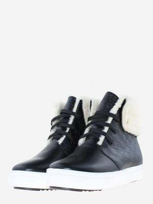 Черевики чорні | 5641112