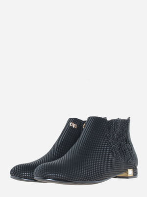 Ботинки черные | 5641166