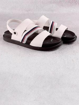 Сандалі білі | 5659351