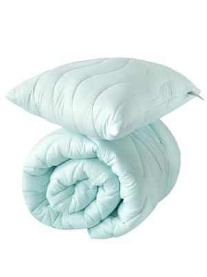 Комплект: ковдра (140х210) і подушка (50х70) | 5661023