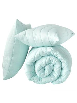 Комплект: ковдра (200х220) і подушки (50х70; 2 шт) | 5661025