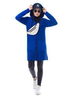 Кардиган синій | 5632049