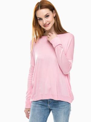 Джемпер розовый | 5507539
