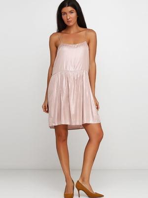 Платье бежевое | 5516783