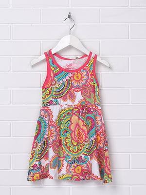 Сукня в принт | 5517122