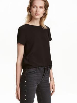 Блуза чорна | 5622017