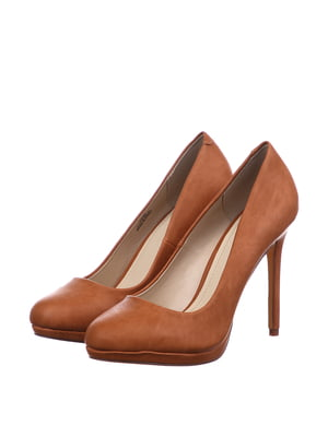 Туфлі коричневого кольору | 5657762