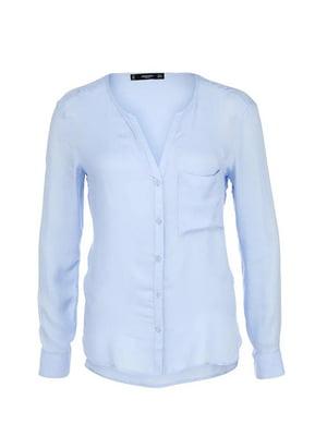 Сорочка блакитного кольору   5658217