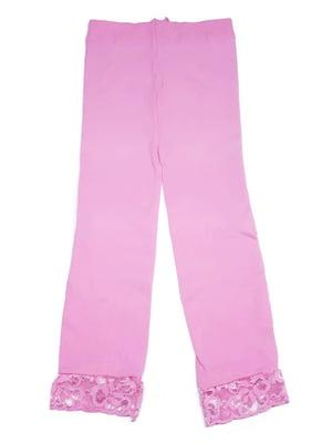Легінси рожевого кольору | 5658440