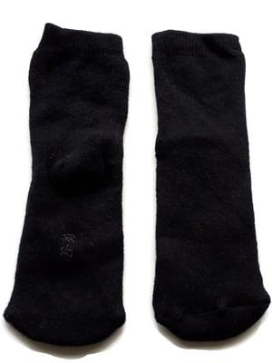 Шкарпетки чорні | 5658454