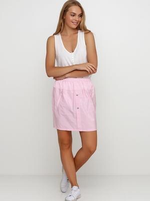 Юбка розового цвета | 5658477