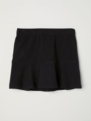 Юбка черная | 5658510