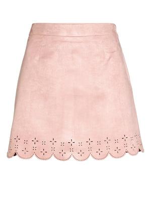 Юбка розового цвета | 5658535