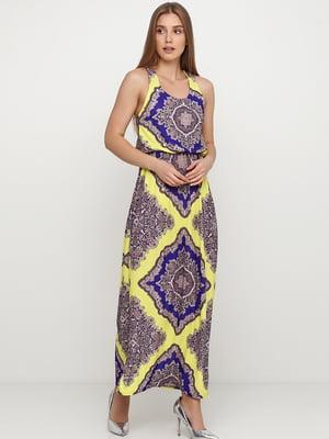 Сукня з орнаментом | 5658699