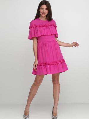 Сукня рожевого кольору | 5658753