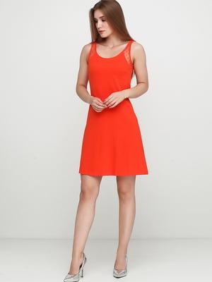 Сукня морквяного кольору   5658767