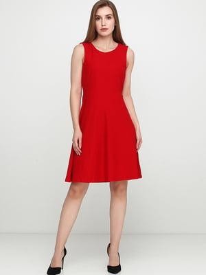 Платье красного цвета   5658768