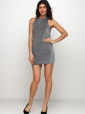 Сукня сріблястого кольору | 5658777
