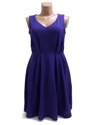 Сукня фіолетова | 5658792