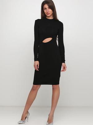 Платье черное | 5658801