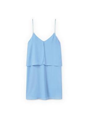 Платье голубого цвета | 5658918