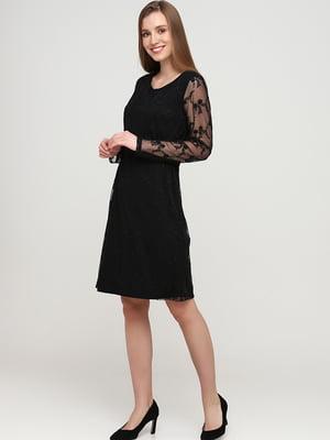 Платье черное | 5658950