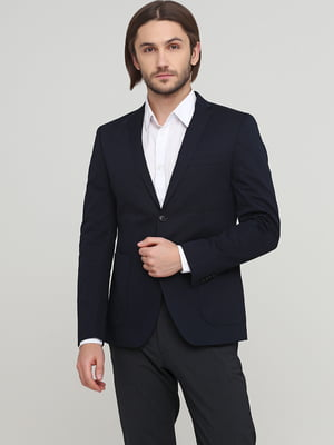 Пиджак синий | 5659019