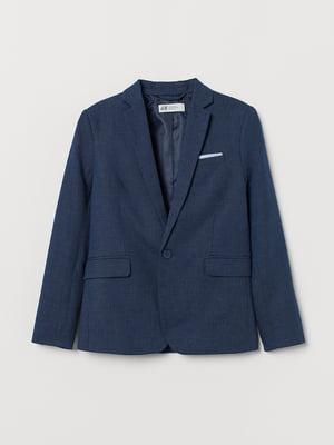 Пиджак синий | 5659020