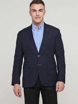 Пиджак синий | 5659022