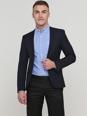 Пиджак синий | 5659023