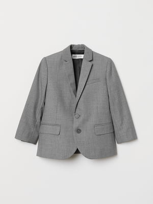 Пиджак серый | 5659030