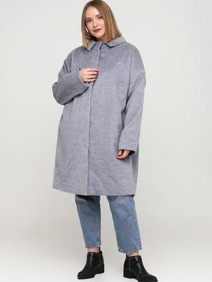 Пальто сіре | 5659034