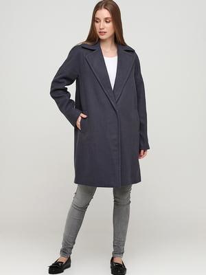 Пальто сіре | 5659038