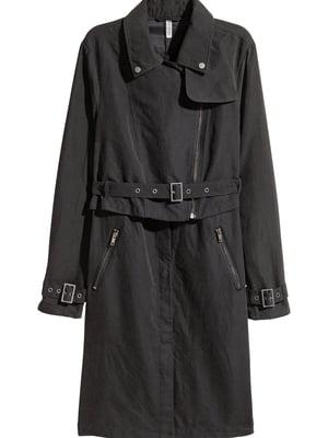Пальто чорне | 5659046