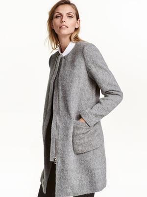 Пальто сіре | 5659049