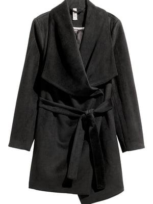 Пальто чорне | 5659050