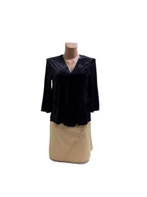 Блуза черная | 5659066