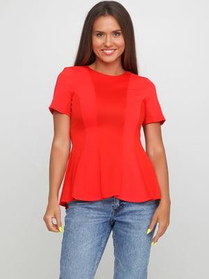 Блуза красного цвета | 5659100