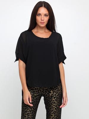 Блуза черная | 5659104